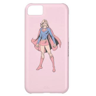Supergirl Pose 3 iPhone 5C Case
