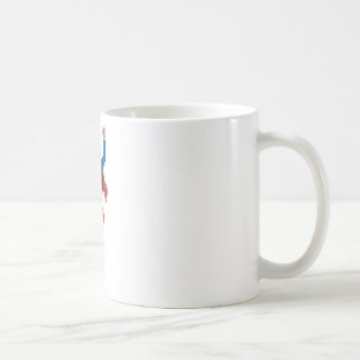 Supergirl Pose 4 Coffee Mug