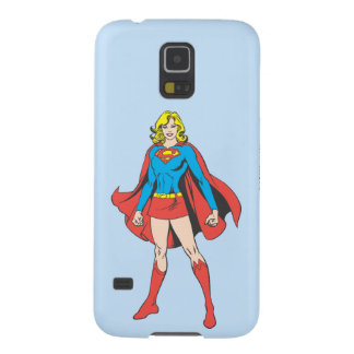 Supergirl Pose 5 Case For Galaxy S5