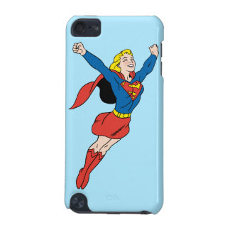 Supergirl Pose 6 iPod Touch 5G Covers