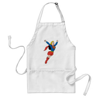 Supergirl Pose 6 Standard Apron