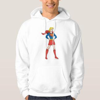 Supergirl Pose 7 Hoodie