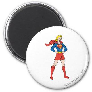 Supergirl Pose 7 Magnet