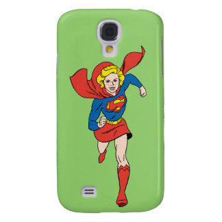 Supergirl Pose 8 Galaxy S4 Case