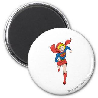 Supergirl Pose 8 Magnet