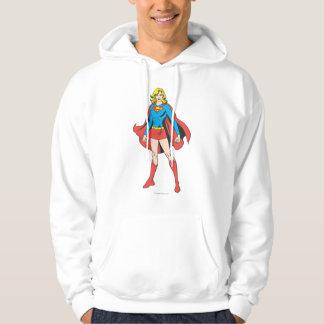 Supergirl Poses Hoodie