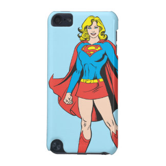 Supergirl Poses iPod Touch (5th Generation) Covers