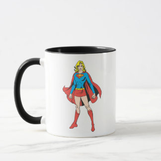 Supergirl Poses Mug