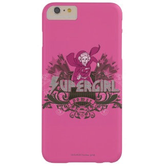 Supergirl Power 2 Barely There iPhone 6 Plus Case