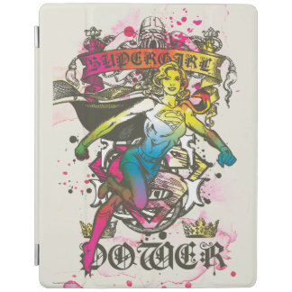 Supergirl Power iPad Cover