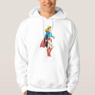 Supergirl Profile Hoodie