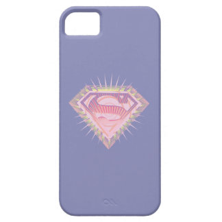 Supergirl Rad Logo Barely There iPhone 5 Case