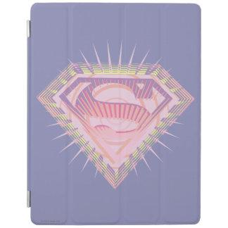 Supergirl Rad Logo iPad Cover
