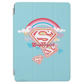 Supergirl Rainbow 2 iPad Air Cover