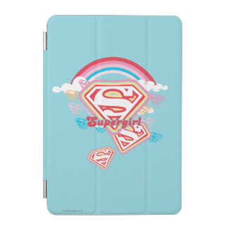 Supergirl Rainbow 2 iPad Mini Cover