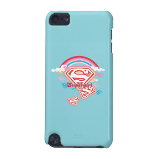 Supergirl Rainbow 2 iPod Touch 5G Cases