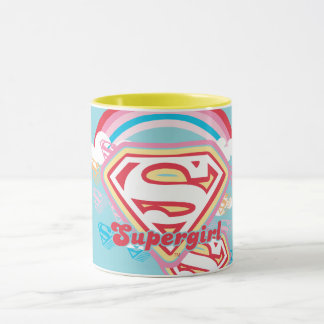 Supergirl Rainbow Mug