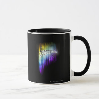 Supergirl Rainbow Mug