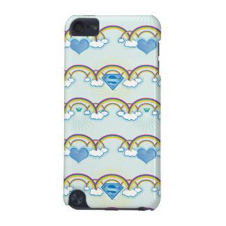 Supergirl Rainbow Pattern iPod Touch 5G Cover