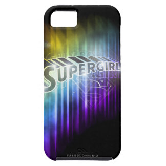 Supergirl Rainbow Tough iPhone 5 Case