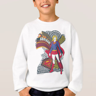 Supergirl Random World 1 Sweatshirt