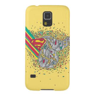 Supergirl Random World 2 Galaxy S5 Cover