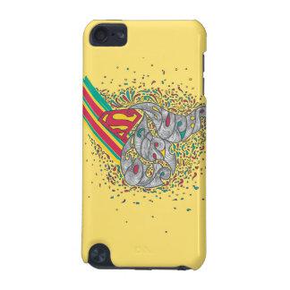 Supergirl Random World 2 iPod Touch 5G Cases