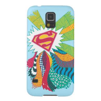 Supergirl Random World 3 Case For Galaxy S5