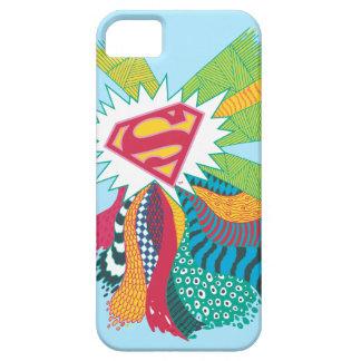 Supergirl Random World 3 iPhone 5 Cover