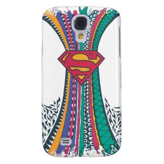 Supergirl Random World 4 Galaxy S4 Case