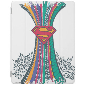 Supergirl Random World 4 iPad Cover