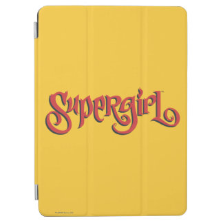 Supergirl Red Logo iPad Air Cover
