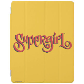 Supergirl Red Logo iPad Cover
