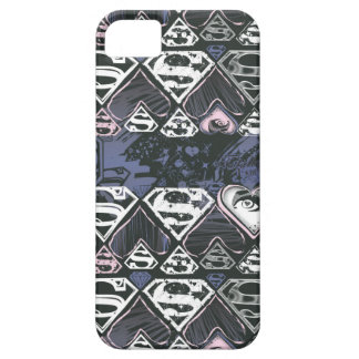 Supergirl Repeat S Pattern Case For The iPhone 5