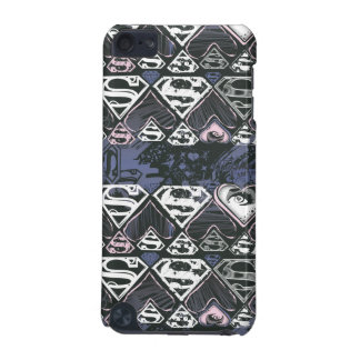 Supergirl Repeat S Pattern iPod Touch (5th Generation) Cover