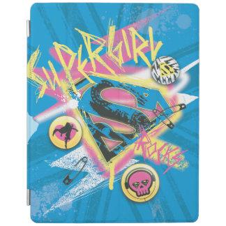 Supergirl Rocks iPad Cover