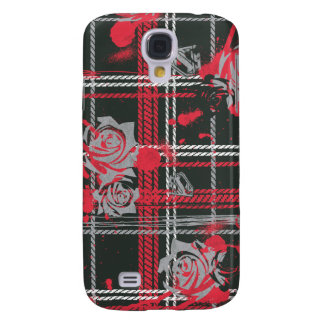 Supergirl Roses Galaxy S4 Case