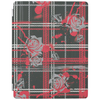 Supergirl Roses iPad Cover