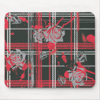 Supergirl Roses Mouse Mat