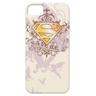 Supergirl Save Me Barely There iPhone 5 Case