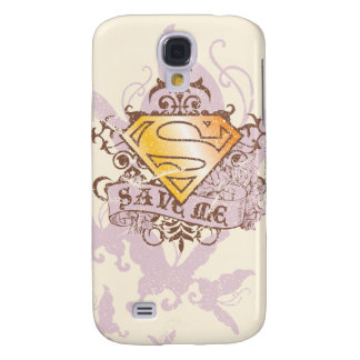 Supergirl Save Me Galaxy S4 Case