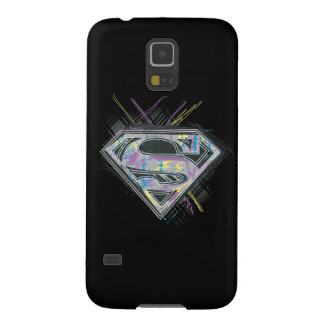 Supergirl Scribbles Logo Cases For Galaxy S5