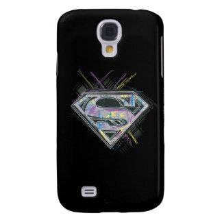 Supergirl Scribbles Logo Galaxy S4 Case