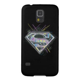 Supergirl Scribbles Logo Galaxy S5 Case