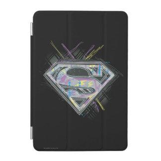 Supergirl Scribbles Logo iPad Mini Cover