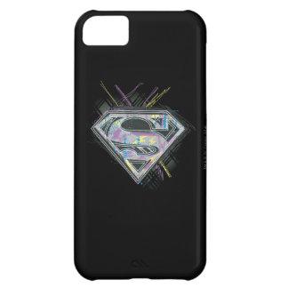 Supergirl Scribbles Logo iPhone 5C Case