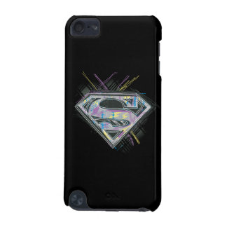 Supergirl Scribbles Logo iPod Touch (5th Generation) Cases