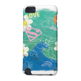 Supergirl Share the Spirit & Love iPod Touch (5th Generation) Cover
