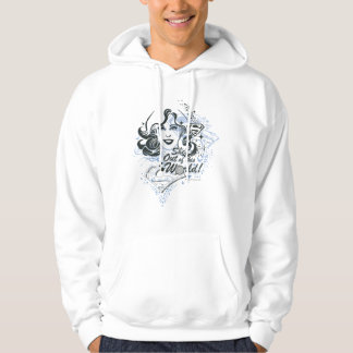 Supergirl She's Out of this World! Hoodie