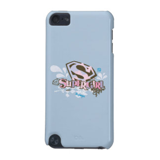 Supergirl So Fabulous 1 iPod Touch (5th Generation) Case